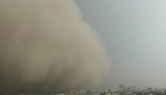 ایران سے آیاریت کا طوفان چاغی پہنچ گیا، حد نظرصفر