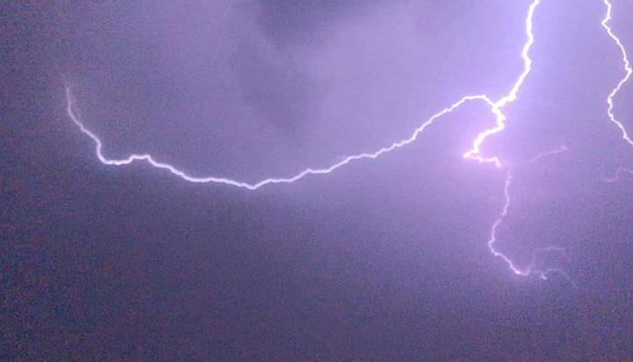 کوئٹہ اور گردونواح میں گرج چمک کے ساتھ بارش