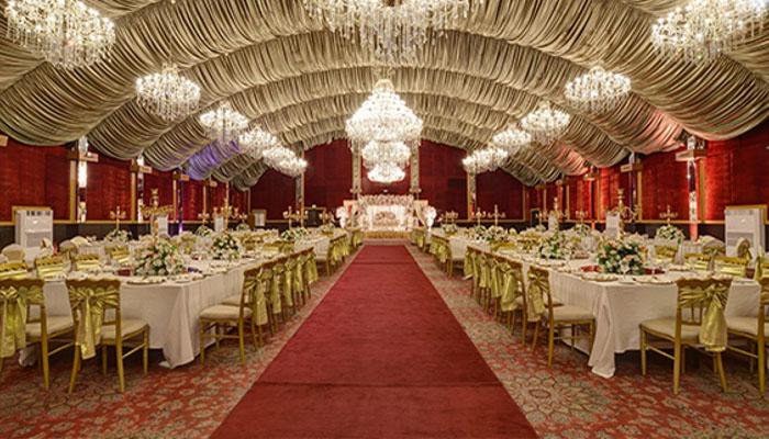 فیصل آباد: ایس اوپیز کی خلاف ورزی، 36 شادی ہال سیل