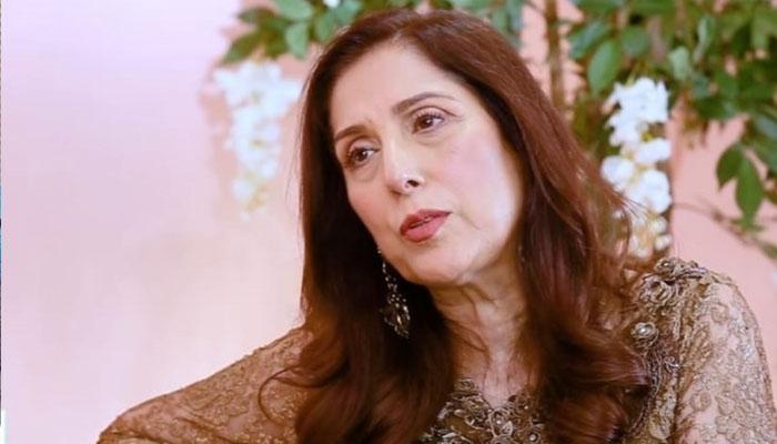 ثمینہ پیرزادہ لاہور انتظامیہ پر کیوں برہم؟
