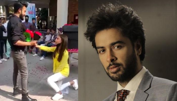 لڑکی کو سرعام مارنا درست، پیار سے گلے لگانا جُرم ہے: شہزاد رائے کا طالبہ کیلئے حمایتی پیغام