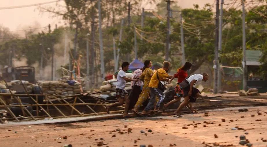 چینی کمپنیوں پر حملے: چین کا میانمار سے اقدامات کا مطالبہ