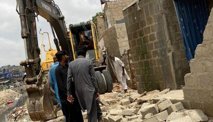 کراچی: گجرناکہ پر تجاوزات کیخلاف آج سے بڑے آپریشن کی تیاریاں