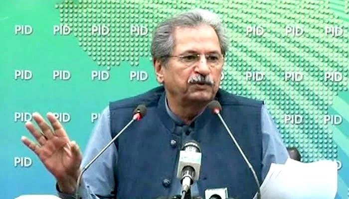 وفاقی حکومت کا الیکشن کمیشن سے استعفے کا مطالبہ