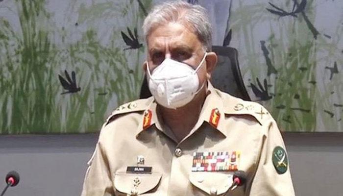 آرمی چیف جنرل قمرجاوید باجوہ کا لاہور کور کا دورہ