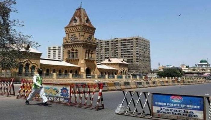 کورونا سے بچاؤ کیلئے سندھ میں اسمارٹ لاک ڈاؤن