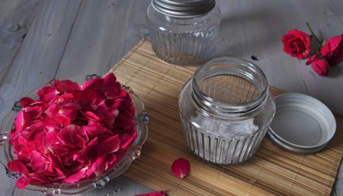 گل قند کے استعمال کے صحت پر فوائد