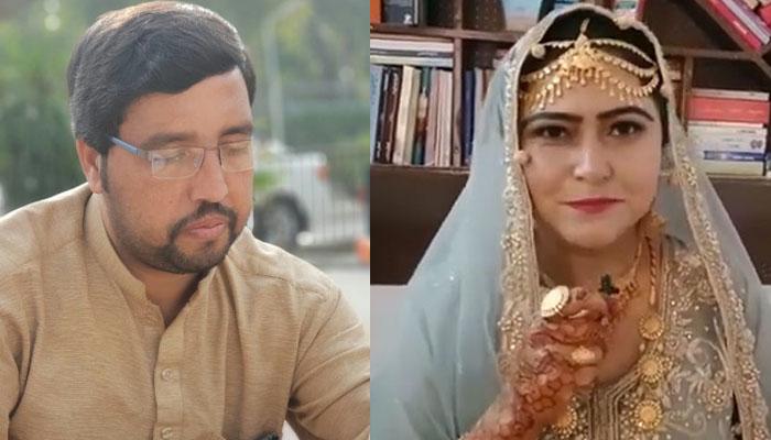 مردان کی دلہن کا حق مہر میں ایک لاکھ روپے کی کتابوں کا مطالبہ