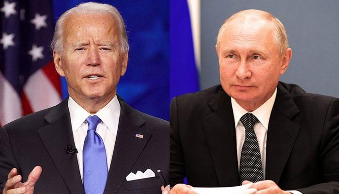 روسی صدر پیوٹن کو امریکی انتخابات میں مداخلت کا حساب دینا ہوگا، صدر بائیڈن