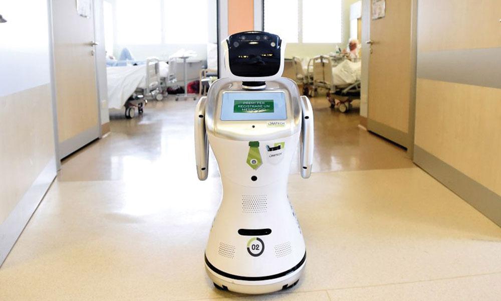 کیا مصنوعی ذہانت انسانی ڈاکٹر کی جگہ لے سکتی ہے؟