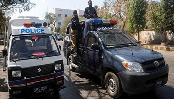 پولیس افسر کو قتل کرنے والا ملزم مقابلے میں ہلاک