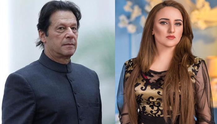 عمران خان بہادری سے کورونا کو شکست دیں گے: حریم شاہ