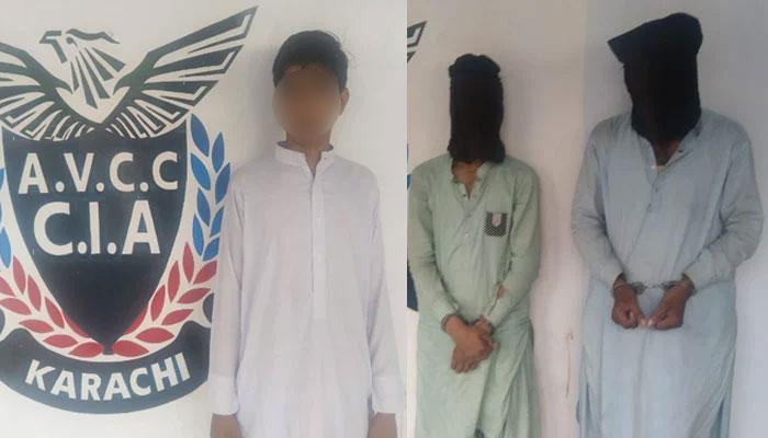 کراچی: مغوی طالبعلم بازیاب، کہانی کا دلچسپ ڈراپ سین
