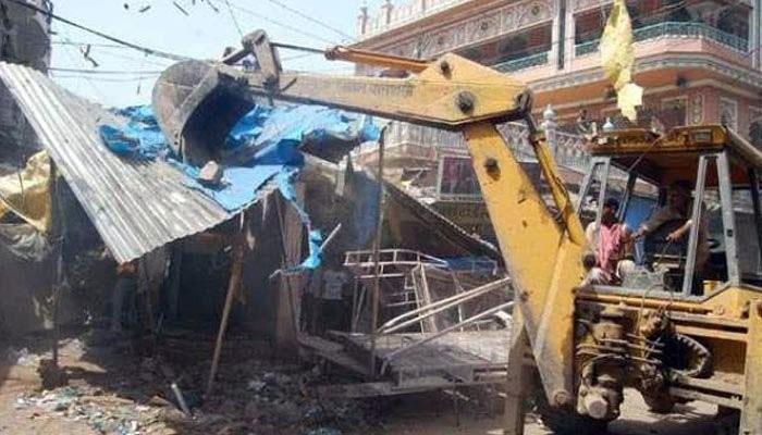 کراچی: غیرقانونی تجاوزات، ٹریبیونل نے لیز مکانات گرانے سے روک دیا