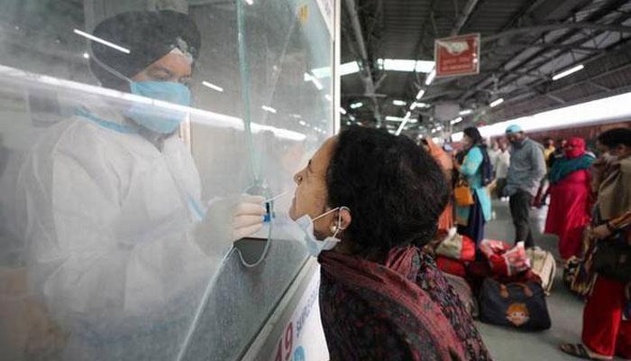 بھارت میں کورونا کی نئی قسم کا انکشاف، ڈبل میوٹنٹ ہے، وزارت صحت