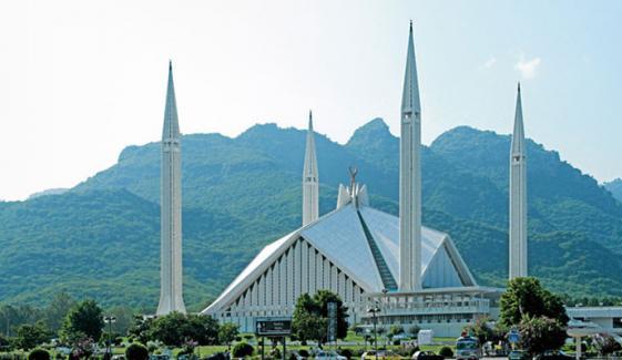 شاہ فیصل مسجد سائنسی اعتبار سے دنیا کی 50 بہترین عمارتوں میں شامل