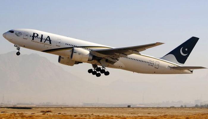 جنوبی افریقہ کیلئے PIA کا پہلا جہاز روانہ