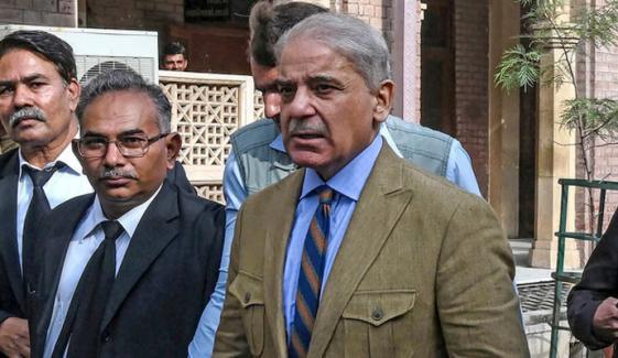 شہباز شریف کا منی لانڈرنگ ریفرنس میں ضمانت کیلئے لاہور ہائیکورٹ سے رجوع