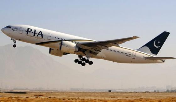 جنوبی افریقہ کیلئے PIA  کی پہلی براہ راست پرواز کرکٹ ٹیم لیکر روانہ