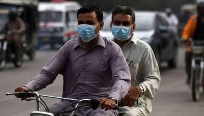 ملک میں کورونا وائرس کے مثبت کیسز کی شرح10 فیصد رہی