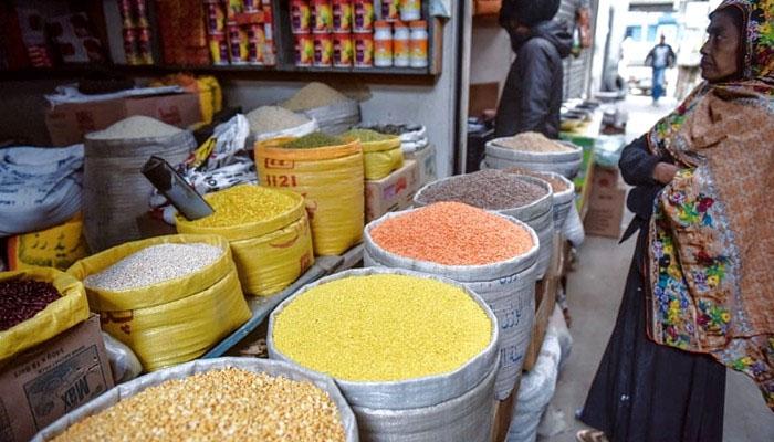 پشاور میں اشیاء خورونوش کی قیمتوں میں اضافہ