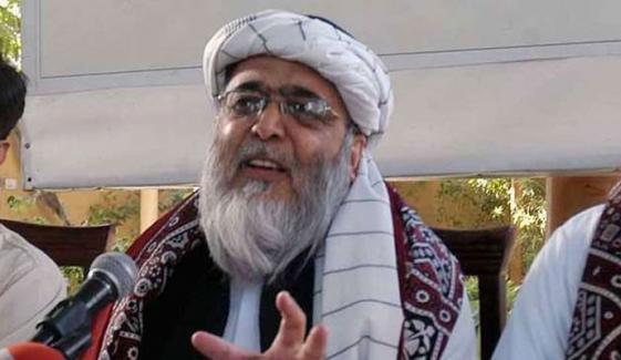 جے یو آئی کے تمام دھڑے ختم کرکے انٹرا پارٹی الیکشن کرائے جائیں: حافظ حسین احمد