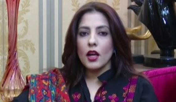 پلوشہ خان نے ن لیگ پر عمران خان کو مضبوط کرنے کا الزام لگادیا