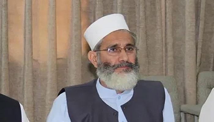 وزیراعظم عمران خان نے مہاتیر محمد کی بات تک نہ مانی، سراج الحق کا دعویٰ