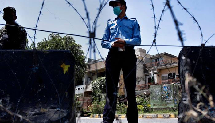 اسلام آباد کے 7علاقوں میں آج سے لاک ڈاؤن
