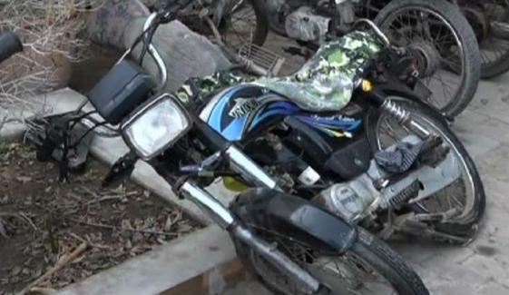 خیرپور: وین کی ٹکر سے 4 طالب علم سمیت 5 افراد جاں بحق