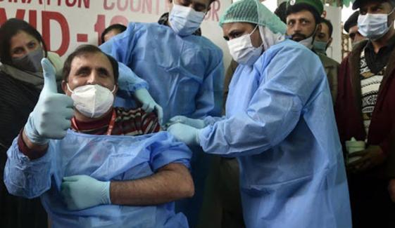 اسلام آباد میں ہیلتھ کیئر ورکرز کی ویکسین رجسٹریشن روک دی گئی