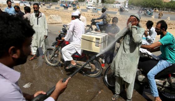 کراچی، گرمی سے متعلق محکمہ موسمیات نے خبردار کردیا