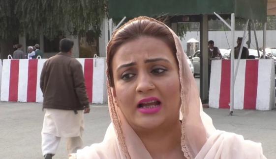 حکومتی وزراء خود پارٹیاں اور شادیاں انجوائے کررہے ہیں، عظمیٰ بخاری