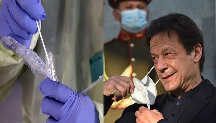 وزیر اعظم عمران خان کا آج کورونا وائرس ٹیسٹ ہو گا