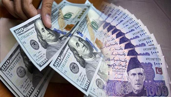 ڈالر 2 سال کی کم ترین سطح پر آگیا