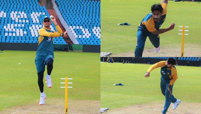 جنوبی افریقہ کے خلاف ون ڈے سیریز، پاکستان ٹیم کے کھلاڑیوں کی تیاریاں جاری