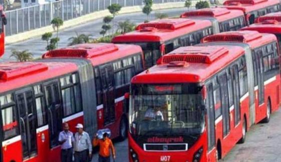 اپریل سے لاہور، پنڈی، ملتان میں میٹرو بس بند