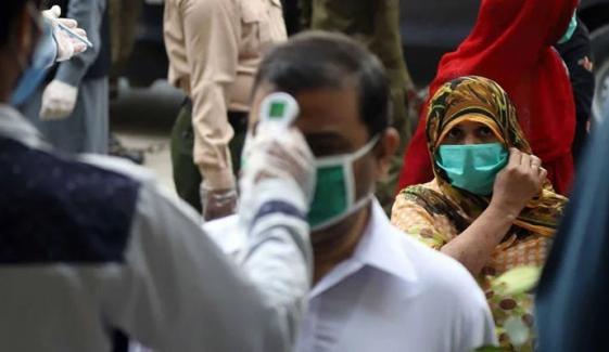 پاکستان میں کورونا وائرس سےمزید 100 افراد انتقال کرگئے