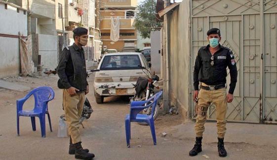 کراچی، مختلف علاقوں میں مائیکرو اسمارٹ لاک ڈاؤن نافذ