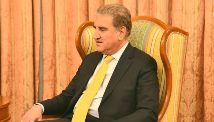 بھارتی وزیر خارجہ نے دوشنبے میں پاکستان پر تنقید نہیں کی، شاہ محمود قریشی