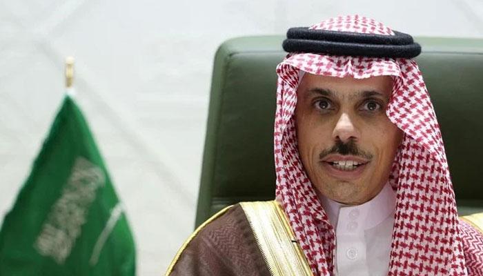 اسرائیل سے تعلقات معمول پرلانا مفید ہوگا، سعودی وزیر خارجہ