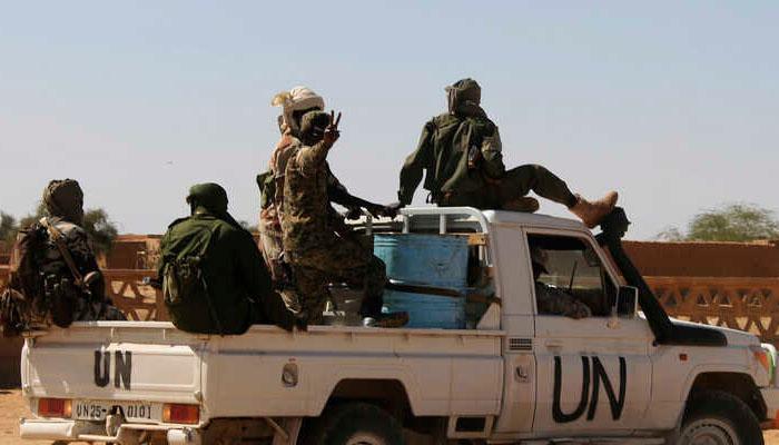 مالی : شدت پسندوں کا یواین امن مشن کے کیمپ پر حملہ،4 اہلکار ہلاک