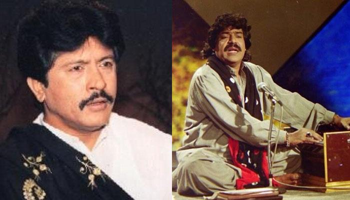 فوک گلوکار شوکت علی کی وفات پر عطاءاللّٰہ خان عیسیٰ خیلوی کا ویڈیو پیغام