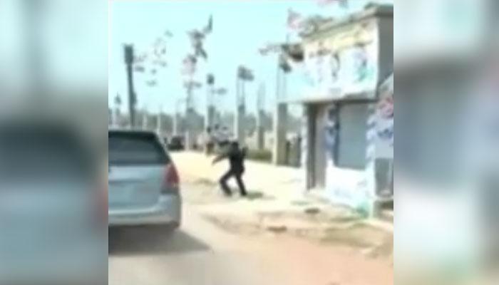 بھارت: مشتعل ہجوم کا نجی ٹی وی کی ٹیم پر حملہ