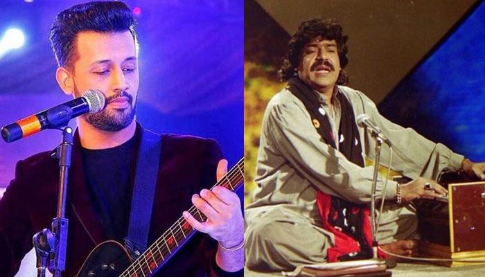 شوکت علی کی موسیقی کا کوئی نعم البدل نہیں : عاطف اسلم