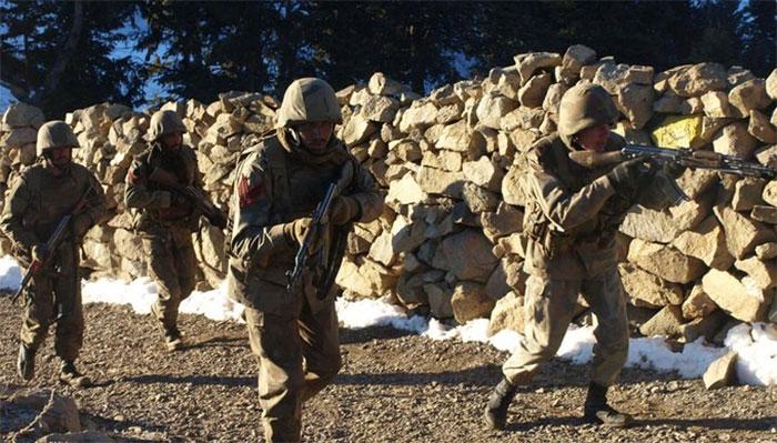 سیکیورٹی فورسز کے آپریشن میں  اشرف عرف طوفانی ٹی ٹی پی کا سرگرم دہشتگرد ہلاک ہوگیا