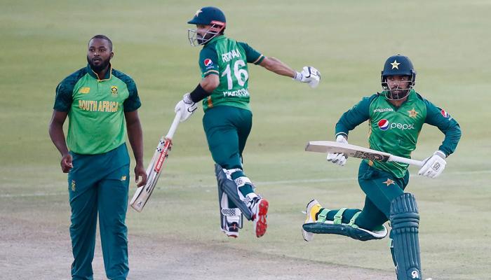 پاکستان کا جنوبی افریقا سے میچ اور سیریز جیتنے کےلیے بڑا فیصلہ