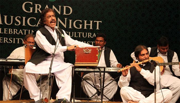 شوکت علی کی آواز  شایقین کے کانوں میں گونجتی رہے گی، ڈاکٹر فوزیہ سعید