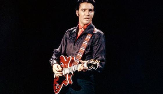 ایلوس پریسلےکا گٹار 4 لاکھ 50 ہزار ڈالر میں نیلام