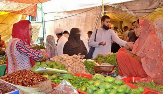 فیصل آباد میں 19رمضان سے بازار لگانے کا فیصلہ